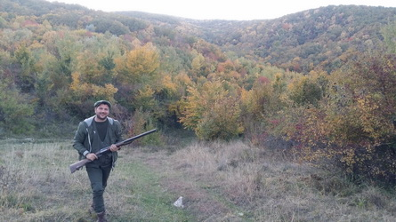 Hunting in Romania