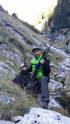 Hunting Chamois in Romania