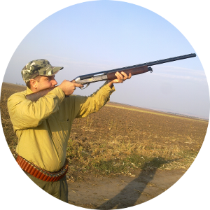 George Salcieanu - the Romanian HUNTER - www.OrganizeHuntinginRomania.ro