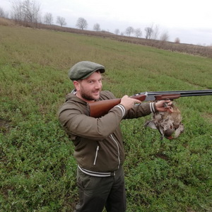 Hunting Partridge in Romania