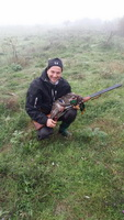Hunting Ducks in Romania